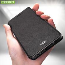 Mofi Case For Xiaomi Redmi 4X Case For Redmi 10x Pro 5G Flip PU Leather Case Thin Inner Silicon Cover Redmi 5 K20 K30 Pro Shell