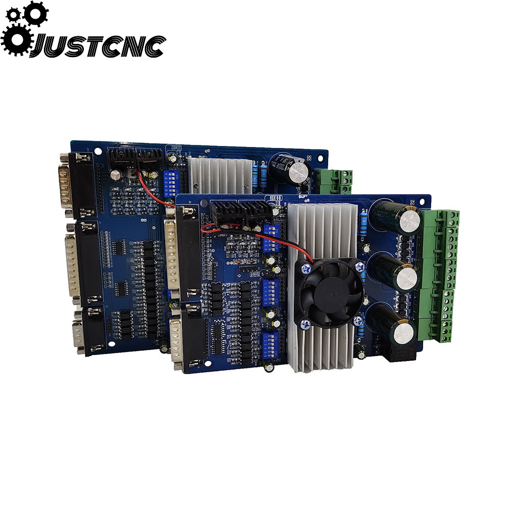 Mach3 Control Card TB6560 3-axis4-axis Drive Board Engraving Machine Control Driver Integrated DIY Engraving Motion Control Card