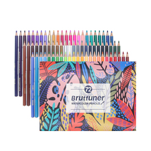 цена Professional Watercolor Pencils Set Lapis De Cor Artist Painting Sketching 48/72 Colors Wood Color Pencil School Art Supplies онлайн в 2017 году