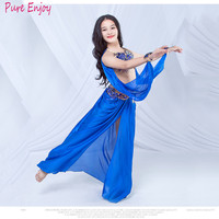 Girls Belly Dance Costumes Sexy Clothes Kids Indian Oriental Costume Children Belly Dancing Dress Stage Performance Wear