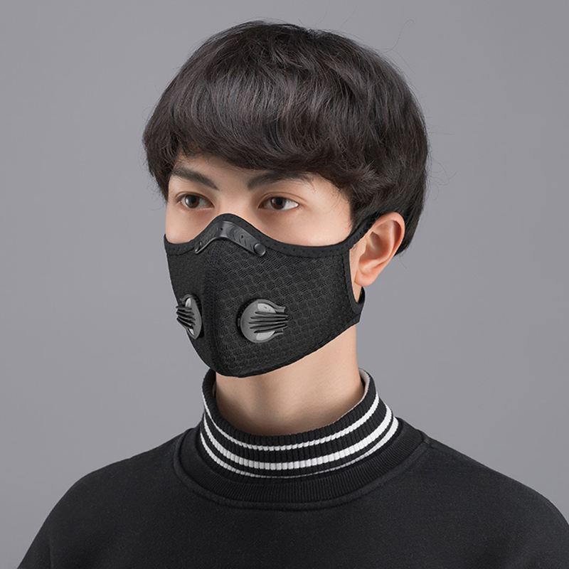 Image 4 - 2Pcs KN95 Anti Virus Mask protective mask 5 layers Prevent 