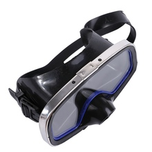 Summer Diving Equipment Snorkeling Freediving Mask Adult Anti-Fog Film Panoramic Goggles Acessories