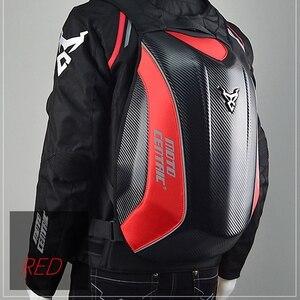 Профессиональная черная сумка для мотоцикла, водонепроницаемый рюкзак для мотоцикла, дорожная сумка для багажа, сумки для мотоцикла, Магни...