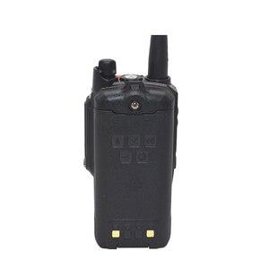 Image 3 - Original UV 9R PLUS แบตเตอรี่ Li Ion หูฟังไมโครโฟนสำหรับ Baofeng กันน้ำ Walkie Talkie UV 9R plusHam วิทยุแบตเตอรี่