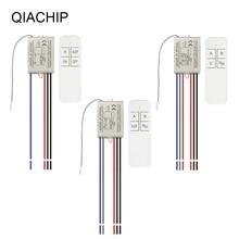 Lâmpada de luz elétrica, interruptor de controle remoto sem fio da porta elétrica on/off 220v, 433mhz, receptor universal, transmissor, ventilador inteligente interruptor de interruptor