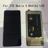 6.26 Original Display For ZTE Nubia X NX616J LCD Display + Touch Screen Digitizer replacement For ZTE Nubia X Full Repair kit