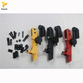 TOtrait PPT Airsoft Holster Tactical IPSC Style Universal CR Speed Holster Adjustable Right Hand Gun Accseeories HS7 -0021 фото