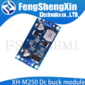 XH-M250 Dc buck module 12V6A вольт drop plate Dc-dc power 72W