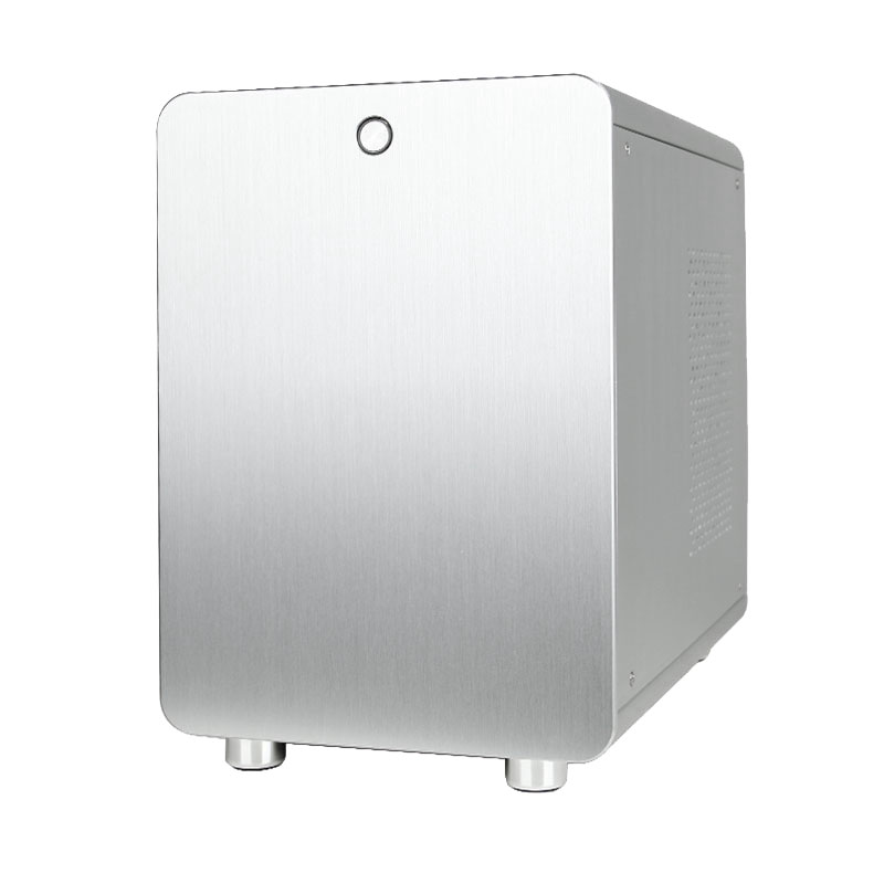 Q2 Itx <font><b>Mini</b></font> <font><b>Case</b></font> Horizontal Itx Enclosure <font><b>PC</b></font> Computer Cabinet <font><b>Mini</b></font>-<font><b>Atx</b></font> Gaming Desktop Chassis image