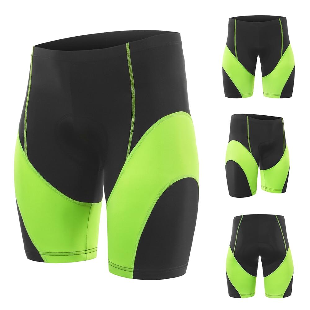 Mens Cycling Shorts Bicycle Road Bike Coolmax Pad MTB Mountain Biking Clothing