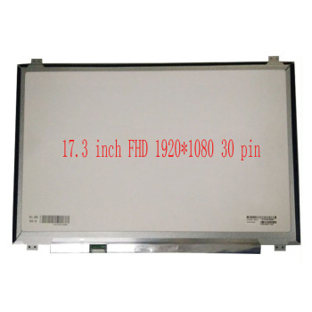 17.3 inch  IPS 1920*1080 30pins LP73WF4 SPF1 LP173WF4-SPF1 LP173WF4-SPF2 LP173WF4 SPF2 SPF3 SPF4 SPF5 LTN173HL01