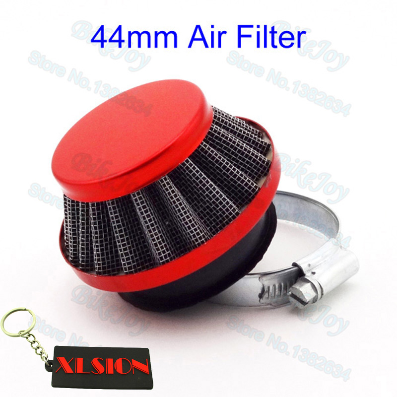 Air Clearner Filter 44mm For 2 Stroke 47cc 49cc  ATV Mini Moto Dirt Pocket Bike