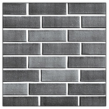Vintage Style 3D Wall Paper Brick Stone Rustic Self-adhesive Wall Sticker(China)