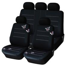 Interior-Accessories Car-Seat-Cover Seats Isuzu Universal for Bmw/civic Kia Embroidered