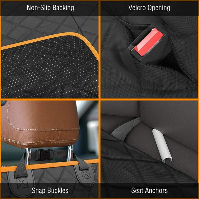 Dog Seat Cover Protector 3