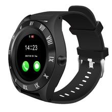 Large Round Screen Smartwatch SIM Card Slot Smart Bracelet Fitness Bluetooth Sports Watch Sleep Monitor Pedometer все цены