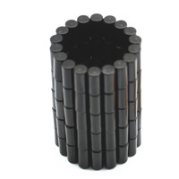 Diametrically Epoxy Magnet Rod Diameter 4x10 mm Thin Cylinder Precision Waterproof Rustproof Sensor NdFeB Magnets N42 30000 pcs
