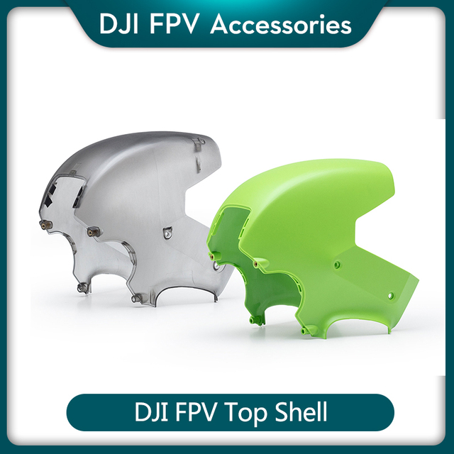 DJI FPV Top Shell Easy to install detach available for replacement for FPV Drone New in Stock