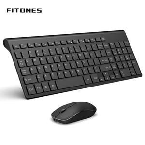 2400 DPI Keyboard Mouse Combo