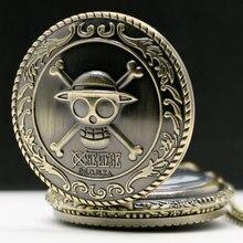 Rétro Bronze hommes mode montre de poche National autriche le Double aigle chaîne collier Quartz plein chasseur emblème horloge mâle