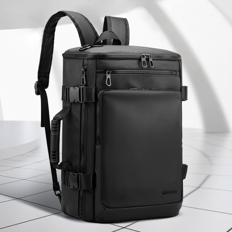 Fashion Men's Backpacks 17 Inch Laptop Backpack Multifunctional Backpack WaterProof for Business Handbags School Backpack