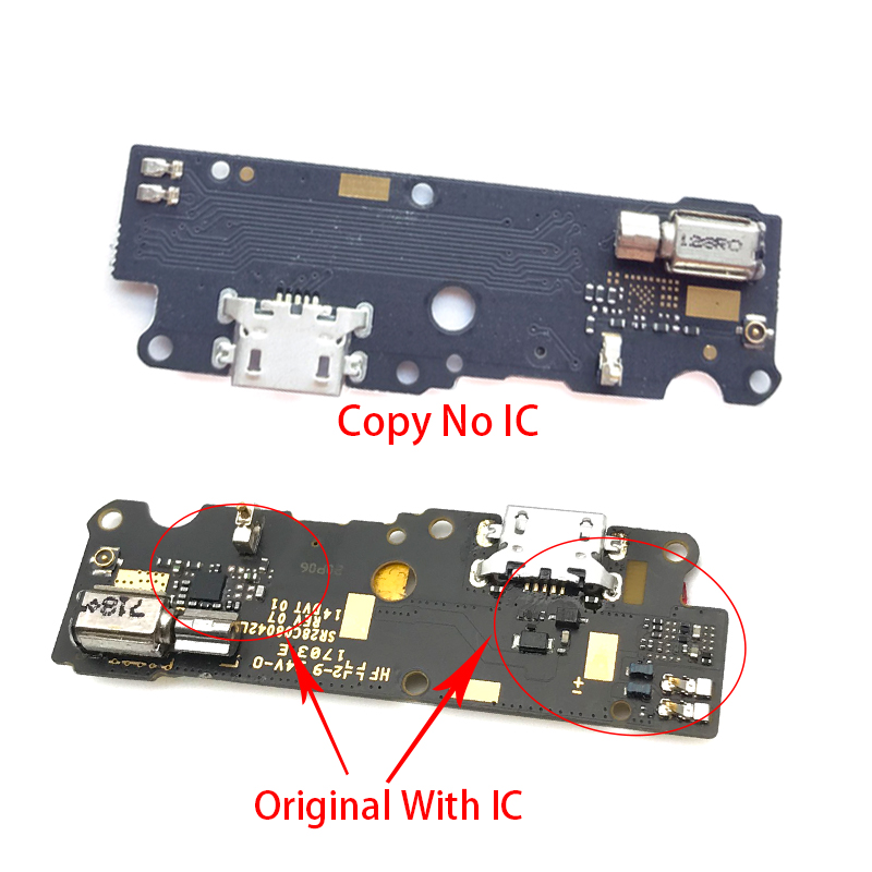 New Tested For Lenovo VIBE P2 P2C72 P2A42 USB Charging Port Board Flex Cable Connector Parts With Vibrator Replacement Parts