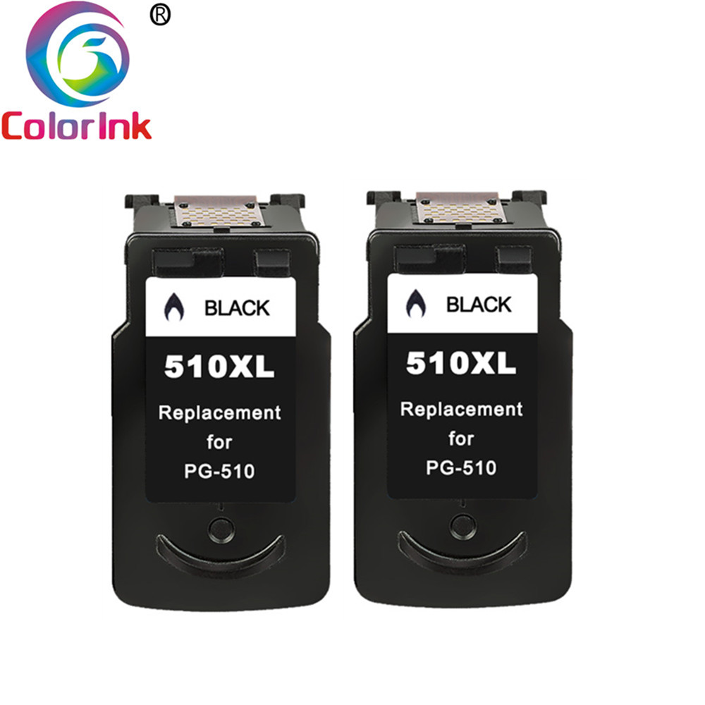 510XL 511XL for <font><b>Canon</b></font> <font><b>ink</b></font> <font><b>cartridge</b></font> PG510XL CL511XL 510 511 for <font><b>Canon</b></font> Pixma IP2700 MP240 <font><b>MP250</b></font> MP260 MP270 MP 280 480 printer image