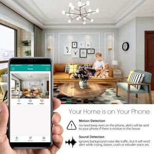 Image 5 - Jimi JH06 Wifi Camera1080P Drahtlose Video Überwachung Nachtsicht Home security Mit 30 Tag Kostenloser Cloud Für Indoor Baby Monitor