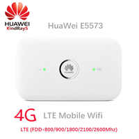 Desbloqueado 3g 4g roteador mifi huawei e5573 4g wi-fi dongle E5573cs-322 4g Bolso 4g Mobile Hotspot mifi huawei e5573 4g modem wi-fi