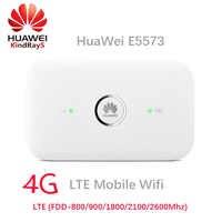 Odblokowany 3g 4g mifi router huawei e5573 4g adapter wifi E5573cs-322 4g mifi kieszeń mobilny Hotspot 4g huawei e5573 4g modem Wi-Fi