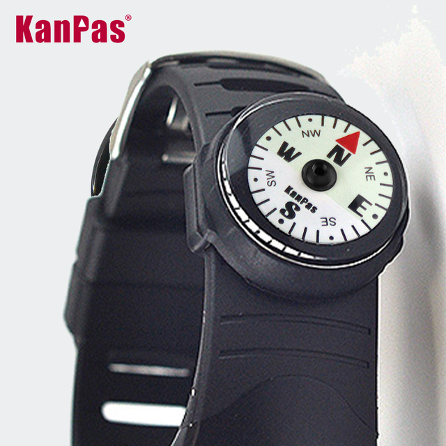 KANPAS Watchband Wristband. compass / bag strap hiking compass / outdoor accessory compass/hunting compass 4
