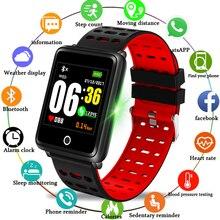 New Smart bracelet Heart Rate Monitor Watch Men Activity Fitness Tracker sport watch for men Clock IOS Android Reloj