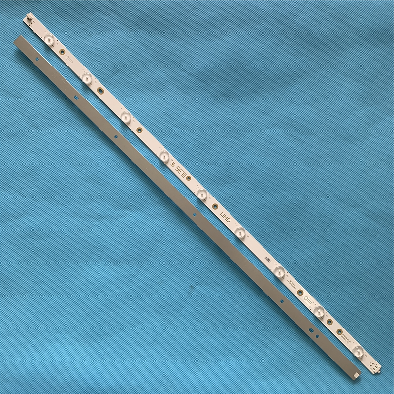 LED Backlight Strip 9+9 Lamps For VIZIO 70'' TV LB70006 V0_01 SE70 UHD V1_00 E70-E3 LFTRVRCT LFTRVRAS S700DUA-3 Right+Left