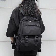 Mochila Vintage de tela Oxford para mujer, de gran capacidad bolso de hombro, mochilas escolares para adolescentes, mochila de viaje para niñas