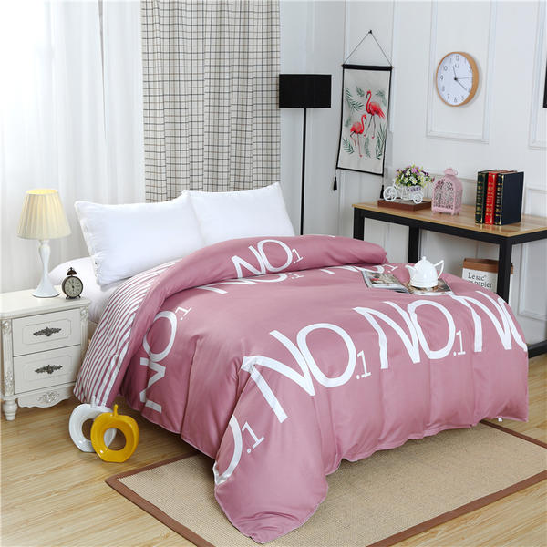 Popular Printed Duvet Cover Polyester Quilt Cover Bedclothes 150*200cm/180*220cm/200*230cm/220*240cm Size Comforter Cover image