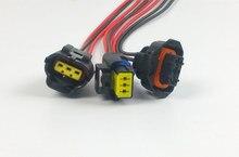 Conectores de kawish para o sensor de pressão comum do trilho, plugue comum do sensor de pressão do trilho