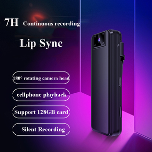 Image 3 - Vandlion Body Worn Camera WiFi HD DVR Video Recorder Security Cam 180 Degree Night Vision Motion Detection Mini Camcorders A8