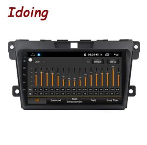Image 2 - Idoing 2.5D IPS Screen Car Android Radio Video Multimedia Player FOR MazdaCX 7 CX 7 CX7 4G+64G GPS Navigation  NO 2 din DVD 4G