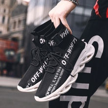 2019 Men Summer New Tide Running Shoes Youth Trekking Jogging Hight Breathable M