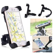 цены Universal Mountain Bike Bicycle Mobile Phone Bracket Motorcycle Mobile Phone Bracket Navigator Bracket ABS Easy Install