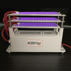 Image 5 - 15g אוזון אוויר מטהר Ozonizer אוויר מפיג ריח מחולל אוזון Ionizer עיקור מסנן קוטל חידקים חיטוי ריח נקי