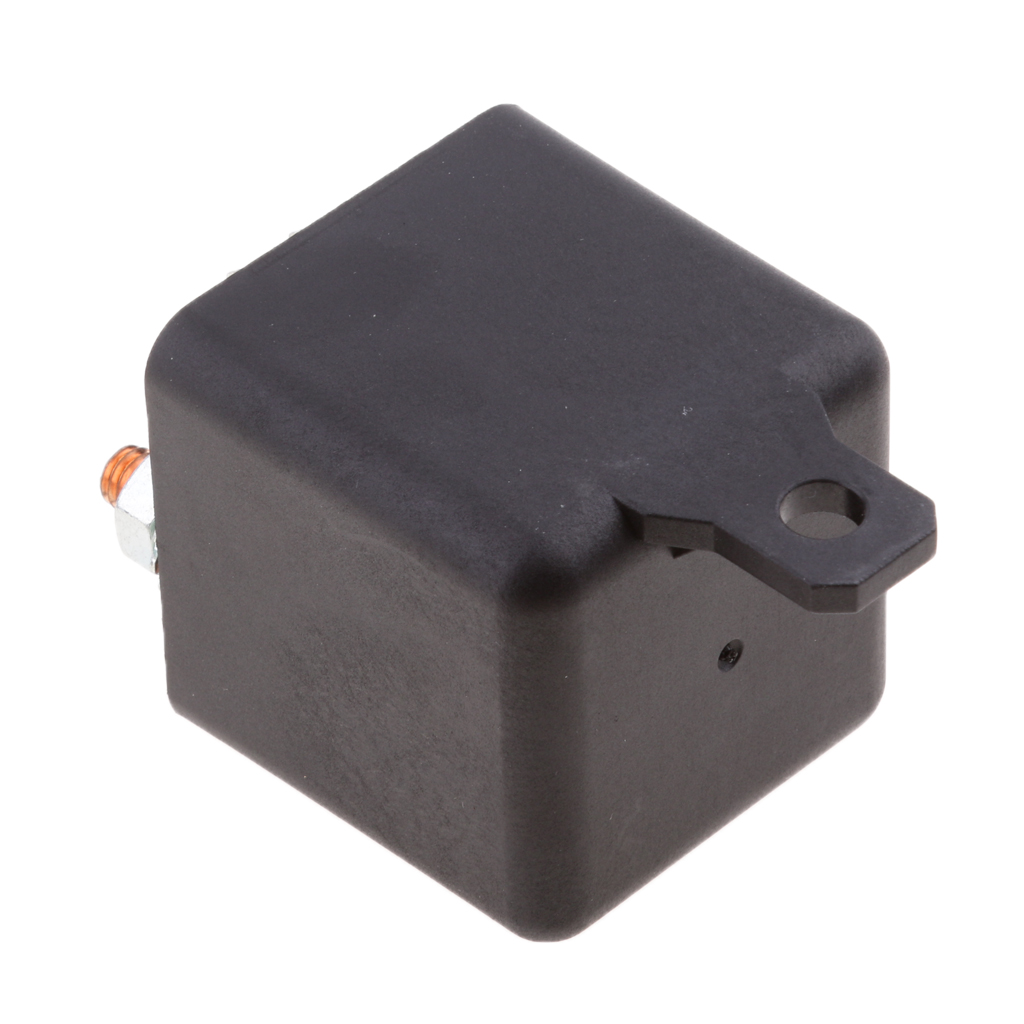 Relay 4 PIN 12v 200a Normally Open Mini 200 Amp CAR VAN BOAT MARINE