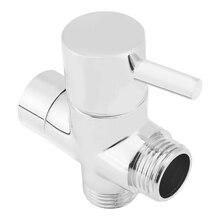 Mayitr Chrome Brass Bathroom Toilet Bidet G1/2