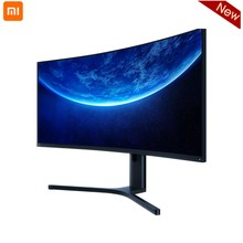 Curved-Gaming-Monitor 144hz Curved-Surface Xiaomi Wide WQHD High-Refresh-Rate Viewing