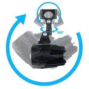 Image 3 - Luces antiniebla para motocicleta BMW R1200GS, ADV, F800GS, F700GS, F650GS, K1600, luz LED auxiliar antiniebla, lámpara de conducción de montaje de 40W