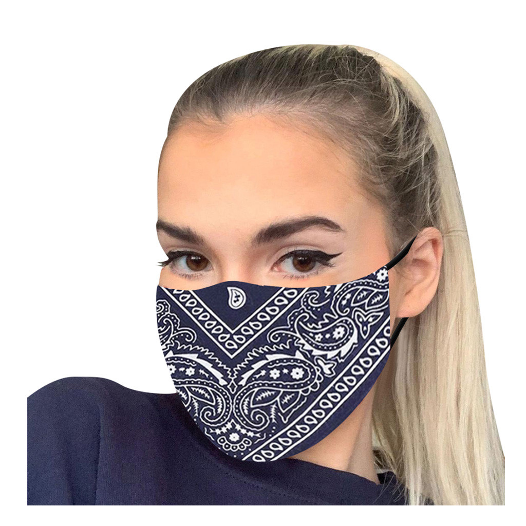 Women Men Outdoor Sports Bandana Scarf Headwear Face Mask Riding Camping Cycling Headscarf Tube Wristband Headband Cool 3