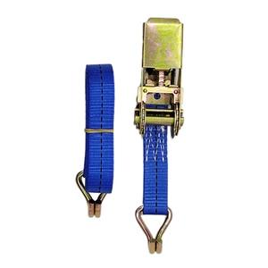 Image 2 - 2 adet araba motosiklet cırcır kemer aşağı kravat evrensel dayanıklı 5M çekme halatı mavi kargo kayış Polyester dokuma aşınmaya dayanıklı