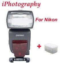 YONGNUO YN685 Wireless 2.4G HSS TTL Flash Speedlite for Nikon D750 D810 D7200 D7000 D5100 D5200 DSLR Camera Flash Speedlite
