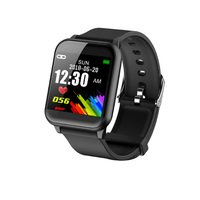 Z02 Smart Watch Color Screen Sport Pedometer Heart Rate Monitor Push Message For iOS Android Fitness Activity Tracker Wristband