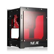 NEJE KZ 10W 450nm laserowa maszyna grawerująca inteligentne niebieskie światło AI grawerka obsługuje obsługę Off-line Logo Mark Printer